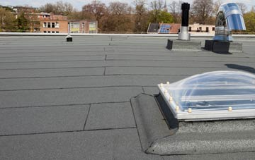 benefits of Dalmarnock flat roofing